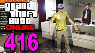 Grand Theft Auto 5 Multiplayer - Part 416 - $100,000 OUTFIT! (GTA Online)
