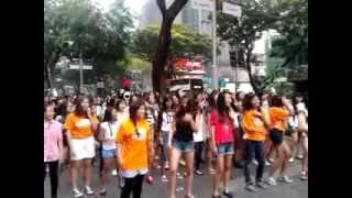 Singapore Directioners FlashMob ~ 14032012