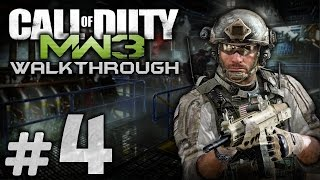 Прохождение Call of Duty: Modern Warfare 3 — Миссия №4: ТУРБУЛЕНТНОСТЬ