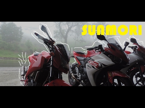 #2 SUNMORI LEMBANG 12-02-17 | HUJAN !