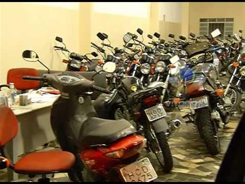 Polícia encontra no Aparecida motocicleta que havia sido roubada