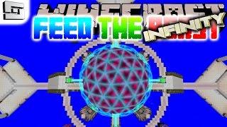 Minecraft FTB Infinity - DRACONIC ENERGY STORAGE! ( Hermitcraft Feed The Beast E26 )