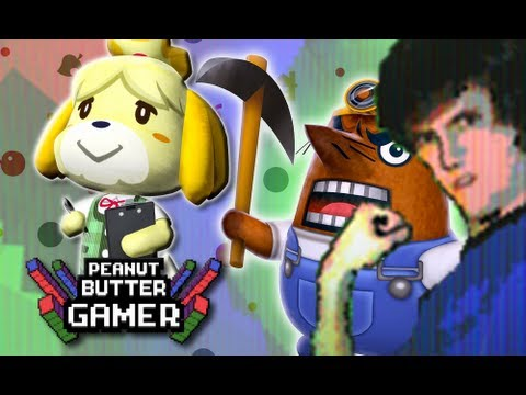 Animal Crossing New Leaf - PBG Shorts!