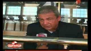وزير الشباب والرياضة    يفتح صاله نادي طنطا المغطاه