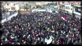 The Revolution of Dignity - How it all started - Syrian documentary - English Subtitles