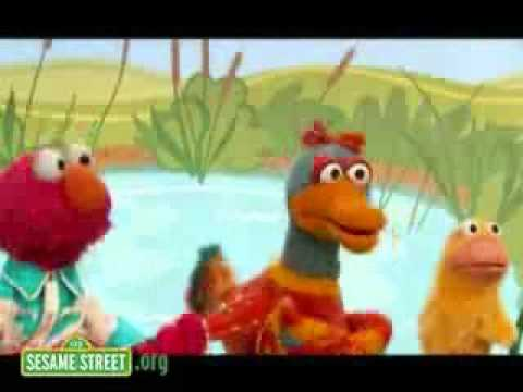 ELMO COUNTING COINS