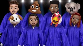 THE EMOJI CHOIR 😂🔥 | Random Structure TV