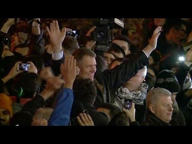 Presidente romeno toma posse e volta a falar em erradicar a corrupção