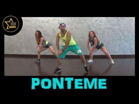 PONTEME JENN MOREL   ZUMBA FITNESS   Andrea stella choreo dance