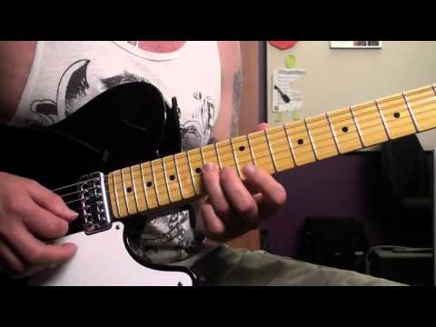Arpeggio lesson from Jason Becker/Cacophony Go Off