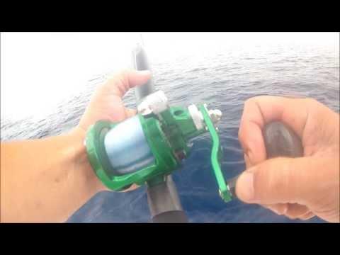 Avet SX Shimano Trevala Bluefin Tuna Fishing San Diego Ca. July 2013