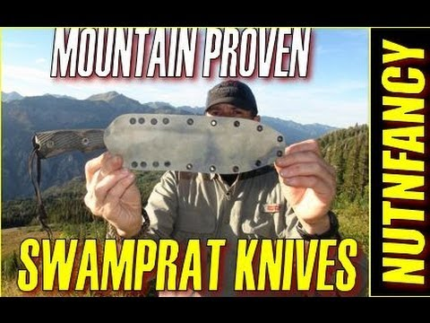 Rat Knives Swamp Rat Knives Mountain