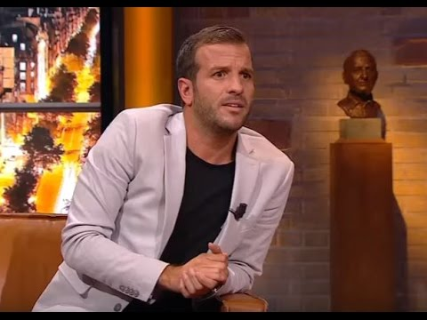 Maxim Hartman: 'Rafael van der Vaart, eet minder frikandellen'