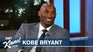Kobe Bryant on Shaq Drama & Raising Four Daughters