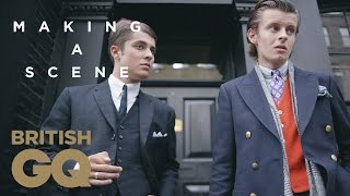 Making a Scene: The Roots of British Style (Trailer) | River Island | British GQ