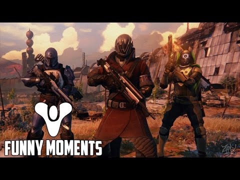 Destiny Funny Moments - Super Enemies, My Danglee Thing, Da Pusy B0ss (destiny Xbox One Gameplay) video