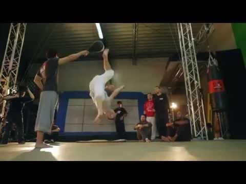 Motivación Entrenamiento de Artes Marciales Mixtas - MMA