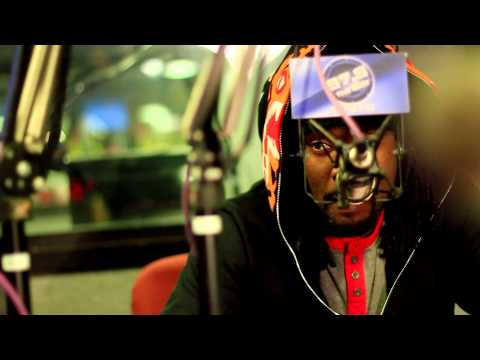 Wale talks Folarin + Grammy nomination + working w/ Seinfeld on 97.9 The Beat 1/29/2013