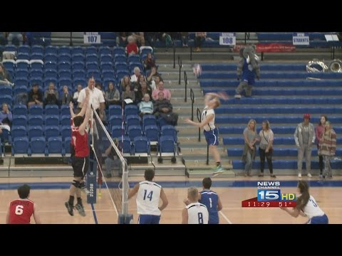 IPFW falls to Ball State 3-1 in men's volleyball on 3/16/16