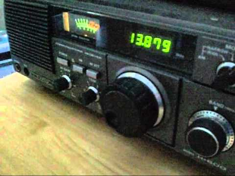Shortwave in UK, data transmission? 19th October 2011