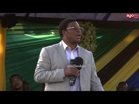 """""""Kama wewe ni Bodaboda, kuna haya ya kuzingatia"""" Waziri Mkuu"""