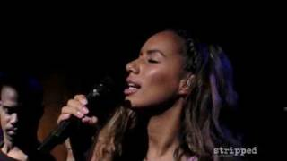 Leona Lewis - Better In Time - Live Z100