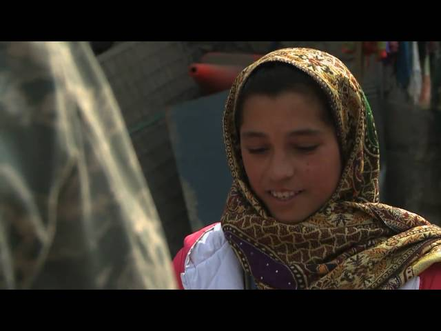 First Afghan Female Bazaar