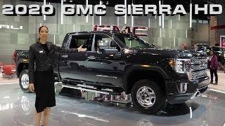 NEW 2020 GMC Sierra AT4 2500 and Denali 3500 HD Dually Pickup Trucks at 2019 New York Auto show [4K]