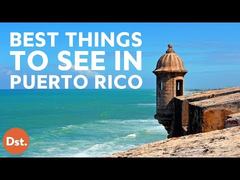 10 Sights to See in Puerto Rico