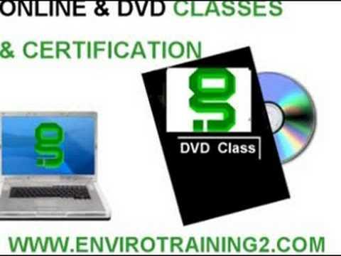 RCRA Training, RCRA Certification, RCRA, Resource Conservation and Recovery Act, Green  Spectrum International