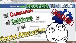 Recuperar Cuenta de Facebook sin Correo, sin Teléfono y sin Contraseña   PROBLEMA SOLUCIONADO  