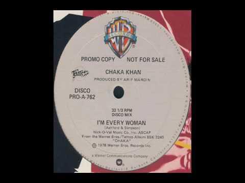 Chaka Khan - I'm Every Woman (Jimmy Michaels Mix)