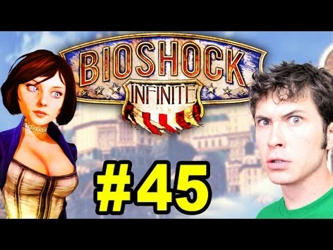 BioShock Infinite - AWESOME TORNADO