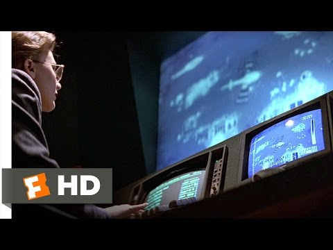 Patriot Games (6/9) Movie CLIP - Primary Target (1992) HD