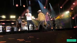 Cma Fest 2018 Dierks Bentley Brothers Osborne Burning Man 34