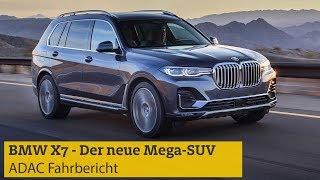 BMW X7 (2019) – Mega-SUV ohne V12 und Plug-in Hybrid | ADAC