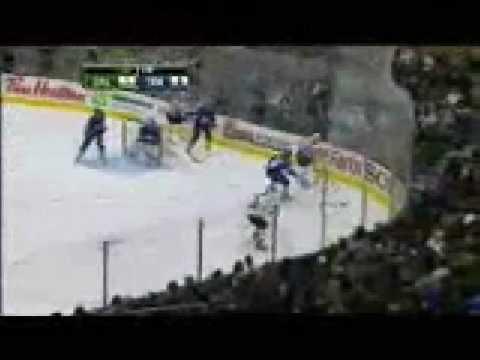 Steve Ott Goal # 3 12-23-08 Dallas Stars @ Toronto Maple Leafs