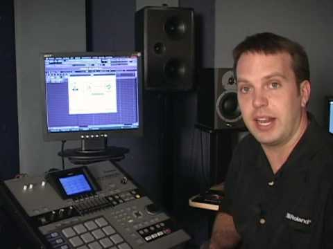 MV-8800 Production Studio Demonstration (1/4)