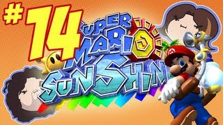 Super Mario Sunshine: The Hunt for Red Coins-tober - PART 14 - Game Grumps
