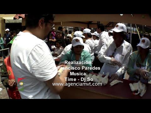 Estableció Metepec dos récords en el Libro Guinnes