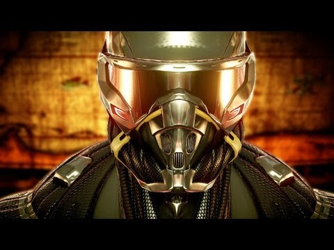 The Ultimate Soldier: Ultimate Nanosuit (Cryengine 3 DX11)