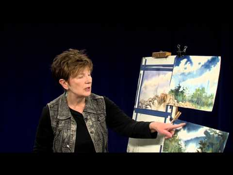 Painting with Lavonne Suwalski - Episode 001