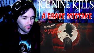 Ice Nine Kills A Grave Mistake Reaction