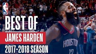 James Harden's Best Plays of the 2017-2018 NBA Regular Season
