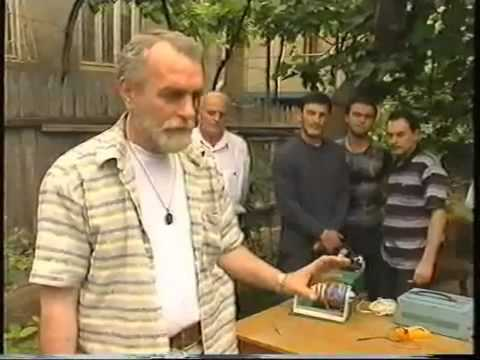 Tariel Kapanadze FULL VIDEO invented a 5 kilowatt free energy generator