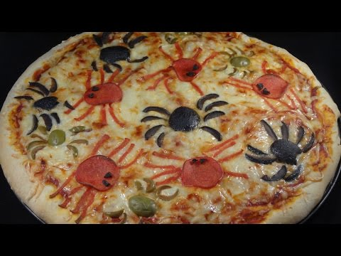 Spider Pizza - Pók pizza