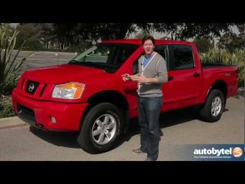2012 Nissan Titan PRO-4X Test Drive & Truck Review