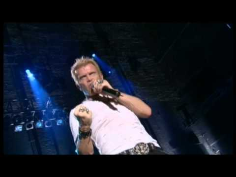 Billy Idol - Touch My Love