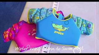 How-to-Guide - Water Wings Vest