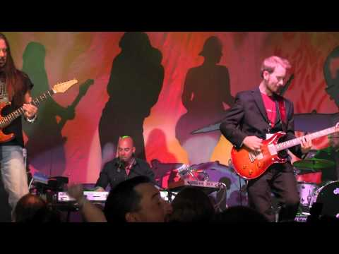 REMA House Band with Reb Beach Performance - September 23, 2012 @ Bayfront Convention Center